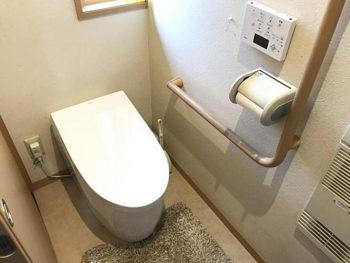 宮崎市 I様邸 トイレ施工事例