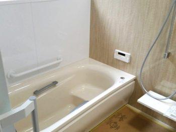 宮崎市中西町O様邸 浴室脱衣所施工事例 システムバス TOTOサザナHSタイプ1620
