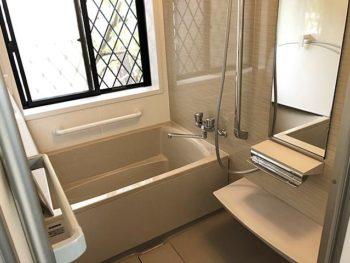 宮崎市大塚町A様邸 浴室施工事例 システムバス タカラスタンダードレラージュライト1216