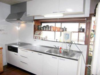 宮崎市中西町K様邸 キッチン改修施工事例 タカラスタンダード木製システムキッチン フェスカ