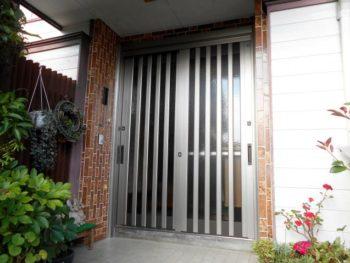 宮崎市瓜生野K様邸 玄関ドア取替施工事例