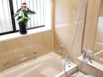 宮崎市島之内F様邸浴室施工事例 TOTOシステムバスサザナ1坪Wタイプ