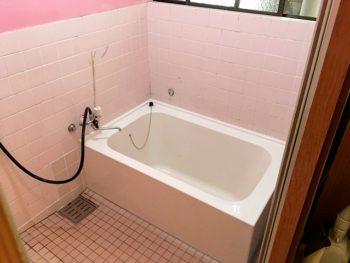 宮崎市国富町N様邸 浴槽施工事例