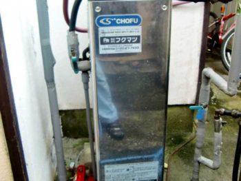 宮崎市小松T様邸 石油給湯器修理事例
