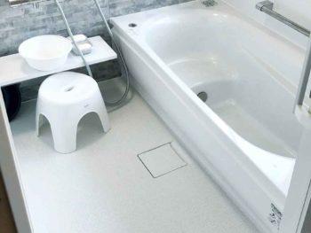 宮崎市月見ヶ丘H様 浴室トイレ施工事例 システムバスTOTOサザナ1616 ピュアレストEXアプリコットF1A