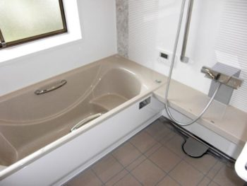宮崎市清武町S様邸 浴室改修施工事例 タカラスタンダード システムバス ルーノ1616