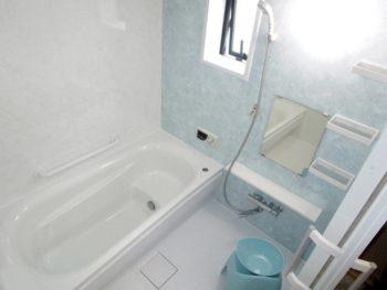 宮崎市 T様邸 浴室・洗面施工事例 TOTOマンション用システムバス 1616WGシリーズ