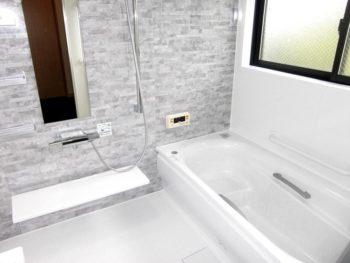 宮崎市月見ヶ丘I様邸 浴室施工事例 TOTOサザナTタイプ1620サイズ