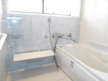 宮崎市本郷南方M様邸 浴室施工事例 TOTOシステムバス サザナ1317Sタイプ