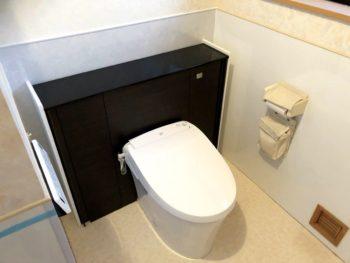 宮崎市芳士F様 トイレ施工事例