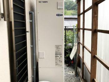 宮崎市大坪町N様邸 電気温水器からエコキュートへ取替工事