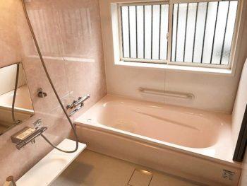 宮崎市江南Y様邸浴室施工事例 システムバスTOTOサザナ1620サイズ