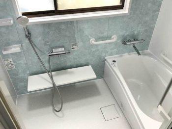宮崎市大字柏原K様邸 浴室・洗面台・給湯器施工事例