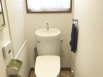 宮崎市宮の元町K様 トイレ改修施工事例
