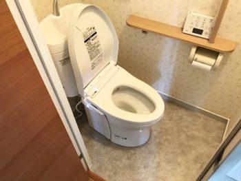 宮崎市老松S様 トイレ改修施工事例