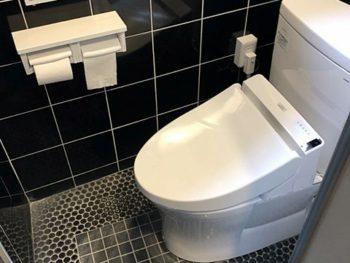 宮崎市M店舗様 店舗男女トイレ改修施工事例