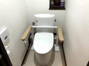 宮崎市柳丸町S様 トイレ改修施工事例