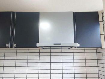 宮崎市田野M様邸 レンジフード換気扇施工事例