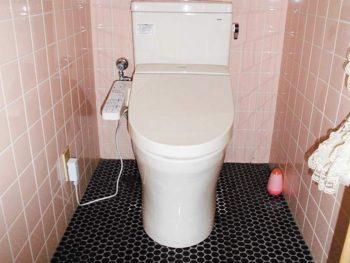 宮崎市下北方町Y様 トイレ施工事例