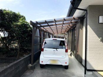 宮崎市小戸町H様 壁・屋根タキロン取替 施工事例
