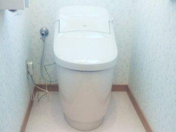 宮崎市恒久O様 トイレ 施工事例