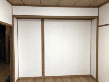 宮崎市城ケ崎Y様 和室から洋室へ 施工事例