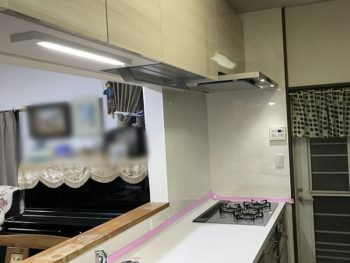 宮崎市吉村町S様 システムキッチン改修 施工事例
