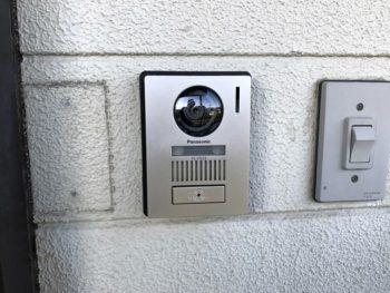 宮崎市恒久K様 テレビドアホン取付・通信、電気配線工事 施工事例