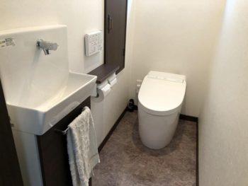 宮崎市島之内N様 トイレ改修 施工事例
