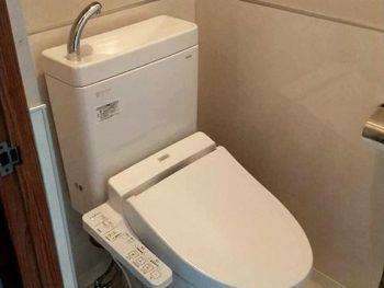 宮崎市中村西Y様ビル トイレ改修 施工事例