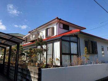 宮崎市曽師町O様 外壁屋根塗装 施工事例