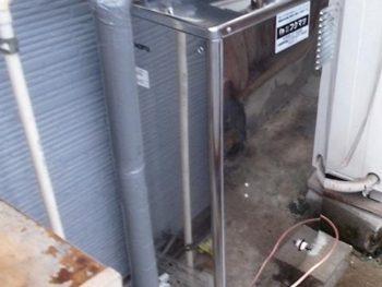 宮崎市大工H様 石油給湯器 施工事例