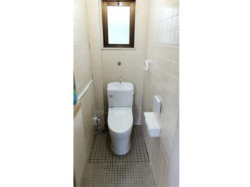 宮崎市赤江Y様 トイレ改修(兼用和式から洋式トイレ) 施工事例