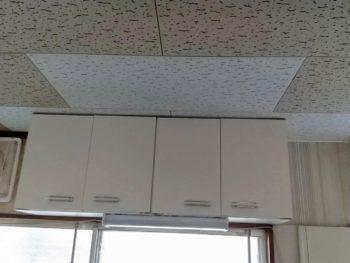 宮崎市K様アパート 吊戸取替・天井補修 施工事例