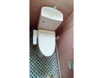 宮崎市吉村町A様 TOTO トイレ 施工事例