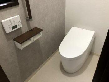 宮崎市花山手東H様 トイレ改修 施工事例