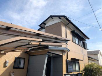 宮崎市希望ヶ丘T様 外壁屋根塗装 施工事例