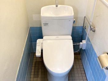 宮崎市神宮N様 貸事務所 トイレ 施工事例