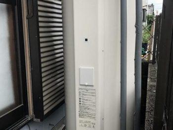 宮崎市鶴島K様 電気温水器取替 施工事例