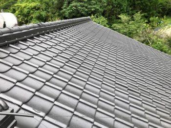 宮崎市高岡町M様 屋根塗装 施工事例