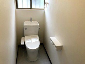 宮崎市下北方町C様 トイレ改修 施工事例
