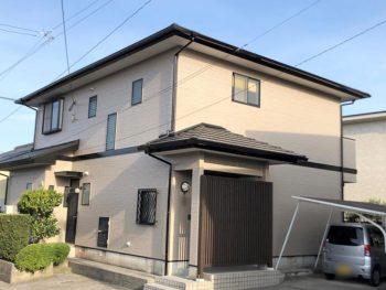 宮崎市大坪K様 屋根外壁塗装 施工事例